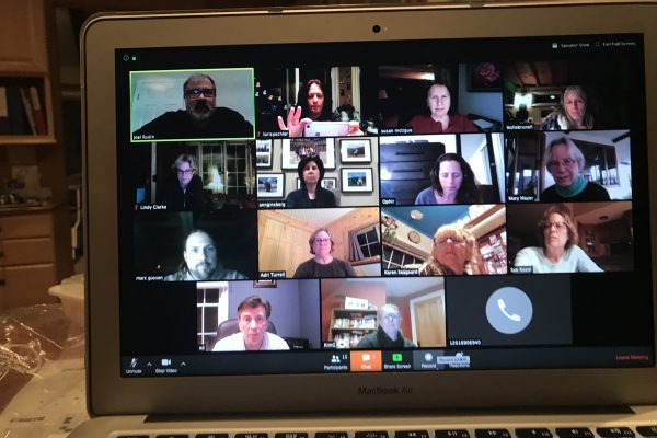 Board Meeting on Zoom